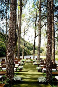 Rustic boho outdoor forest woodland wedding ceremony decor 1  #wedings #wedding #weddingideas #weddingarches #weddingdetails #woodland #deerpearlflowers #bohowedding