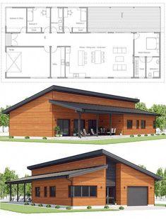 Home Plans, Floor Plans, Architecture, New House Plans, Small House Floor Plans, Best House Plans, Dream House Plans, Contemporary House Plans, Modern House Plans, Modern House Design, Simple Home Plans, Simple Floor Plans, Modern Floor Plans