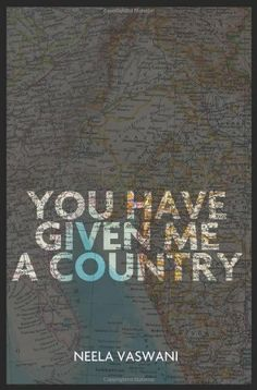 You Have Given Me a Country is an emotionally powerful exploration of blurred borders, identity, and what it means to be multicultural. Combining memoir, history, and fiction, the book follows the paths of the author's Irish-Catholic mother and Sindhi-Indian father on their journey toward each other and the biracial child they create.