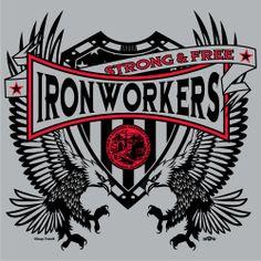 ironworker tatoo