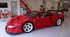 いいね♪  #geton #car #auto #Ferarri #F40  ↓他の写真を見る↓  http://geton.goo.to/photo.htm  目で見て楽しむ!感性が上がる大人の車・バイクまとめ -geton http://geton.goo.to/