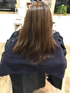 元同僚ご来店Rカラーで艶髪にしました kikikobe 新着ブログです