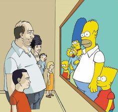 Alternate Universe - Simpsons