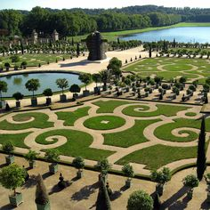 Jardins de Versailles-France