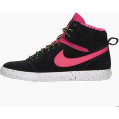 Womens Nike Hally Hoop ($85) ❤ liked on Polyvore