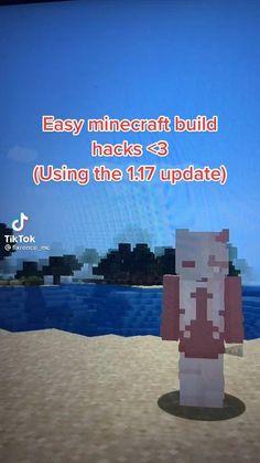 Minecraft Elevator, Easy Minecraft Houses, Minecraft City, Minecraft Plans, Minecraft House Designs, Minecraft Funny, Minecraft Construction, Minecraft Tutorial, Minecraft Creations