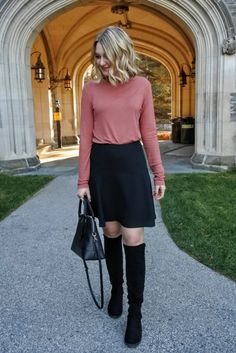 Perfect fall look!