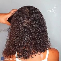 Spoiler alert: The best curly hair routine you ever watched! Spoiler alert: The best curly hair routine you ever watched! Curly Hair Styles, Curly Hair With Bangs, Curly Hair Tips, Curly Hair Care, Short Curly Hair, Natural Hair Styles, Curly 3b, Curly Hairstyles For Medium Hair, Biracial Hair Care