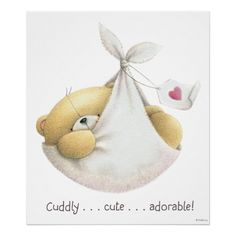 Cuddly  cute  Adorable!