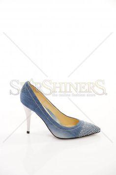 Pantofi Mexton City Life Blue