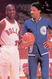 Dr J & Air Jordan......the greatest of all time!!!