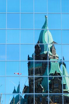 Hill reflection by Claude Charbonneau on 500px