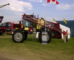 New Hardi Self Propelled Sprayer at COFS Farm Show, Ram Trucks, Monster Trucks, Self, Outdoor, Agriculture, Outdoors, Outdoor Games, The Great Outdoors