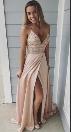 A-Line Prom Dress,Sexy Prom Dress,Spaghetti Straps Backless #prom #promdress #dress #eveningdress #evening #fashion #love #shopping #art #dress #women #mermaid #SEXY #SexyGirl #PromDresses