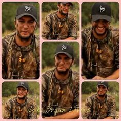 Too much sexiness in one pic. Luke Bryan and camo! Nothin better than that!
