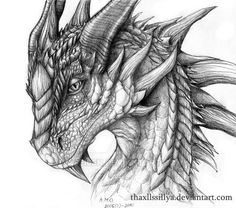 Another dragon for . Well, that was a kind of interesting experiment. I've started this one around 2006 (or it was 2008? I don't remember ), and it got stuck on the pile of unfinished. From time to...