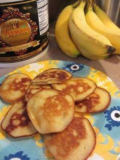 Banana Pancake Perfection. ☀CQ #glutenfree by Ayuna