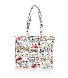 #Harrods #Café Harrods Gusset Shoulder Bag