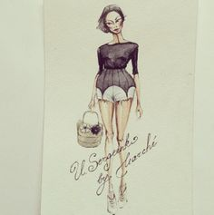 Fashion Illustration♡