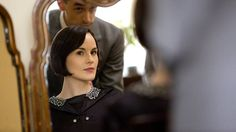 "Lady Mary  ""Michelle Dockery is an absolute clothes horse. She's so perfectly proportioned that I can dress her in pretty much anything, and she makes it look good. It makes me raise my game because I can really explore the cuts of the 1920s on her."""