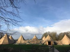 Seven linked tipis for a wonderful winter wedding in Norfolk . Well done to our awesome team for creating this absolute beaut of a venue! Tipi Wedding, Wedding Events, Weddings, Tipi Hire, Sailing Outfit, Festival Wedding, Norfolk, Glamping, Outdoor Gear