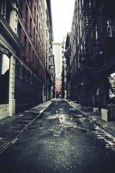 Laneway Alley Street