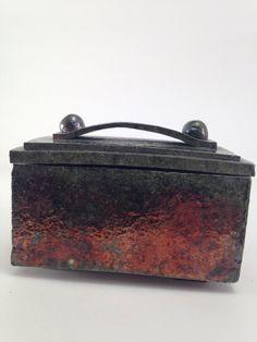 Ceramic Box on Etsy, $14.00