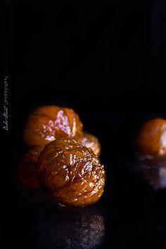 Cómo hacer Marrons Glacés - Bake-Street.com Baking, Cooking Recipes, Sweet Treats, Fairy Cakes, Crack Cake, How To Make, Ice, Bakken, Backen