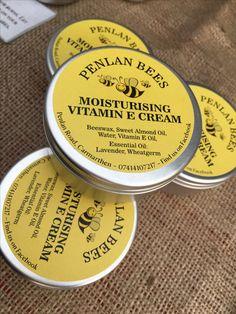 Moisturising Vitamin E Cream Honey Soap, Oil Water, Vitamin E Oil, To Loose, Sweet Almond Oil, Body Butter, Vitamins, Moisturizer, Essential Oils
