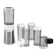 Cuisinart Compact Smoothie Blender - perfect for making smoothies, even single-serving smoothies!