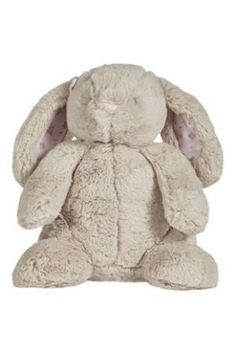 Thank you to the lovely Simone for this very cute Chubby Bunny cuddle toy
