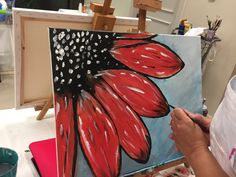 Acrylic Painting Ideas for Beginners  Ardor Studio is not your average art class. Located in Dallas, they provides step by step canvas painting instructions. Find out more at https://www.ardorstudio.com