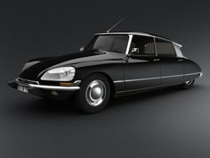 just-good-design: 1966 Citroën DS21