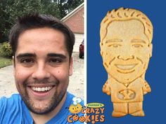 Party favors and surprises are our speciality! Parker's Crazy Cookies turns a photograph into a custom cookie that will delight your friends and family! Birthdays will never be the same!