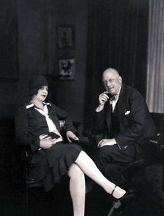 Aleister Crowley & Miranda Demar