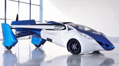 De Slowaakse startup Aeromobil heeft woensdag de Aeromobil 3.0 onthuld; de eerste vliegende auto voor consumenten ter wereld.