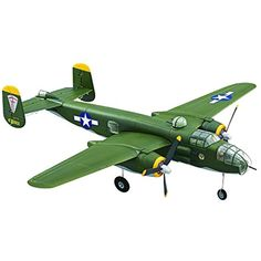 Flyzone Micro B-25 Mitchell Bomber Electric Powered Transmitter Ready (Tx-R) Radio Controlled Airplane * You can get additional details at the image link. (This is an affiliate link and I receive a commission for the sales) #Hobbies