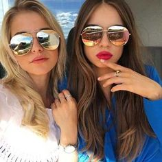 Credit: @magnum Beautiful Besties!! Tag your BFF Double tap if UR grateful Click Link in Bio @fashion.stylish.feed
