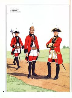 SYW- Russia: Osprey - Men at Arms 298 - Russian Army of the Seven Years War 2, by William Younghusband.