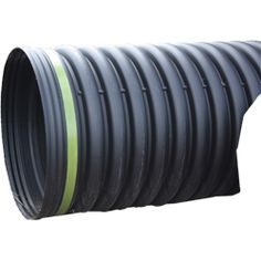 Culvert Pipe for Black Hole Slide.  The pipe will be installed on a hill side providing summer time sledding!  $4,500
