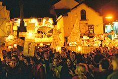 Welfare State Intenational, Lantern Festival, 2003, © Welfare State International
