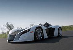 Magnum MK5 sports car