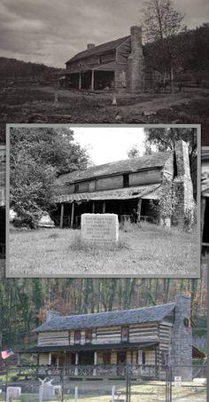Chief John Ross House - Rossville, GA