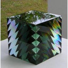 Gonzales Gábor Üvegplasztikák Sculpture