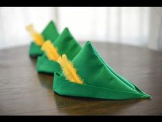 NO-SEW PETER PAN HAT - YouTube