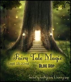 Decadent Publishing: Beyond Fairytales Magic Blog Hop