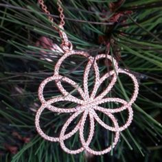 4c89e8a5f Amor fine jewellery rose gold plated stirling silver 925 pendant set # amoraustralia #amorjewellery