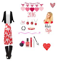 Designer Clothes, Shoes & Bags for Women Johnny Loves Rosie, Hair Styles 2016, Character Outfits, Happy Valentines Day, Lime Crime, Vera Bradley, Polyvore, Stuff To Buy, Collection