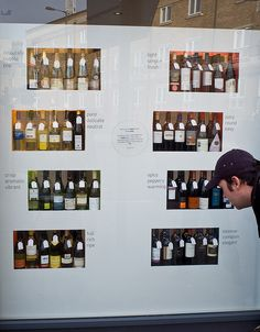 Cool wine shop (now out of business) by Lars Plougmann, via Flickr