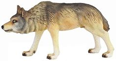 CollectA Timber Wolf (Hunting) Figure Collecta